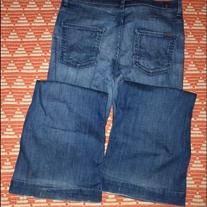 7 For All Mankind Jeans - 7 For All Mankind ginger size 29